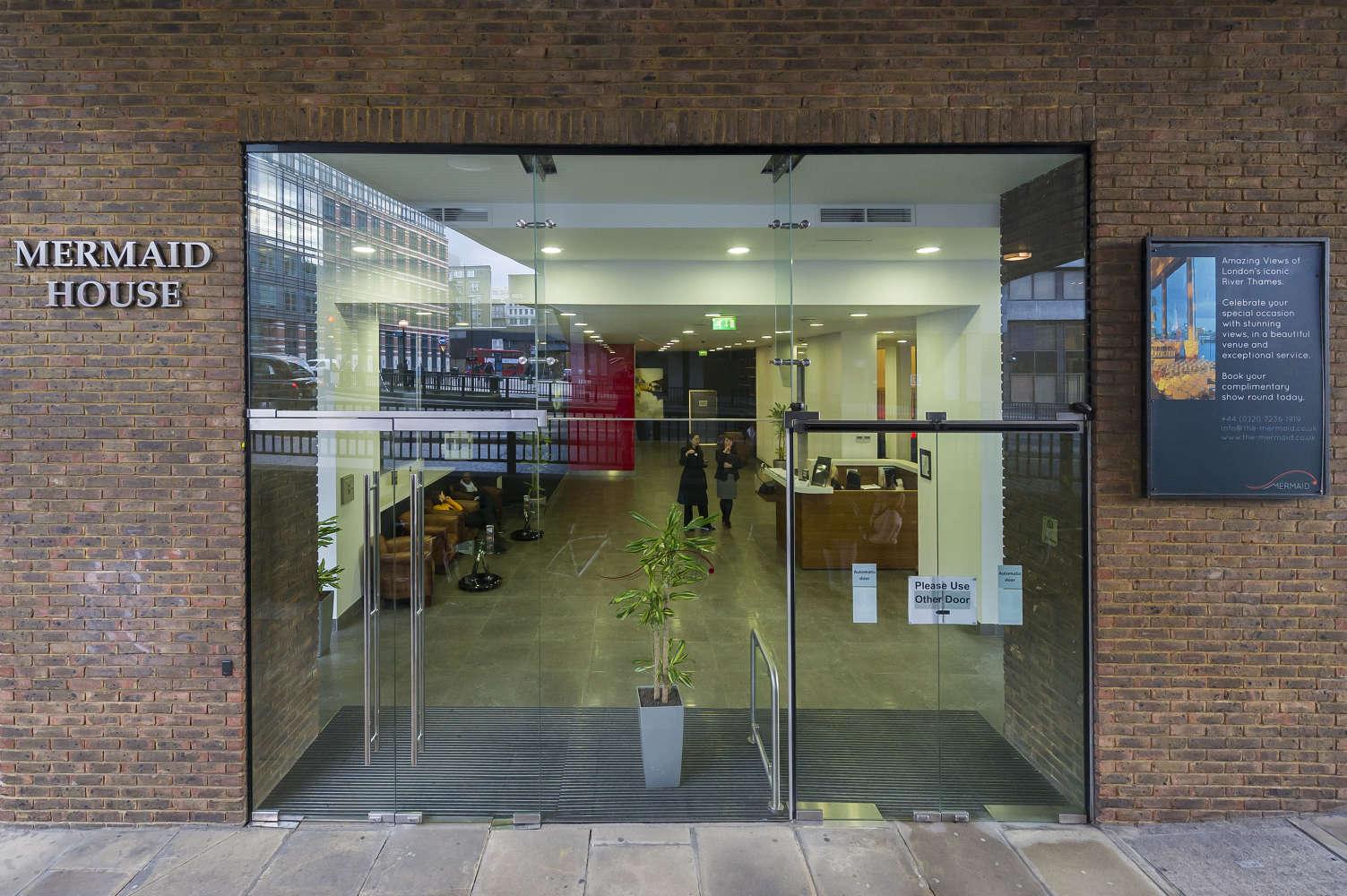 Serviced office London, EC4V 3DB - Mermaid Business Centre  - 20497