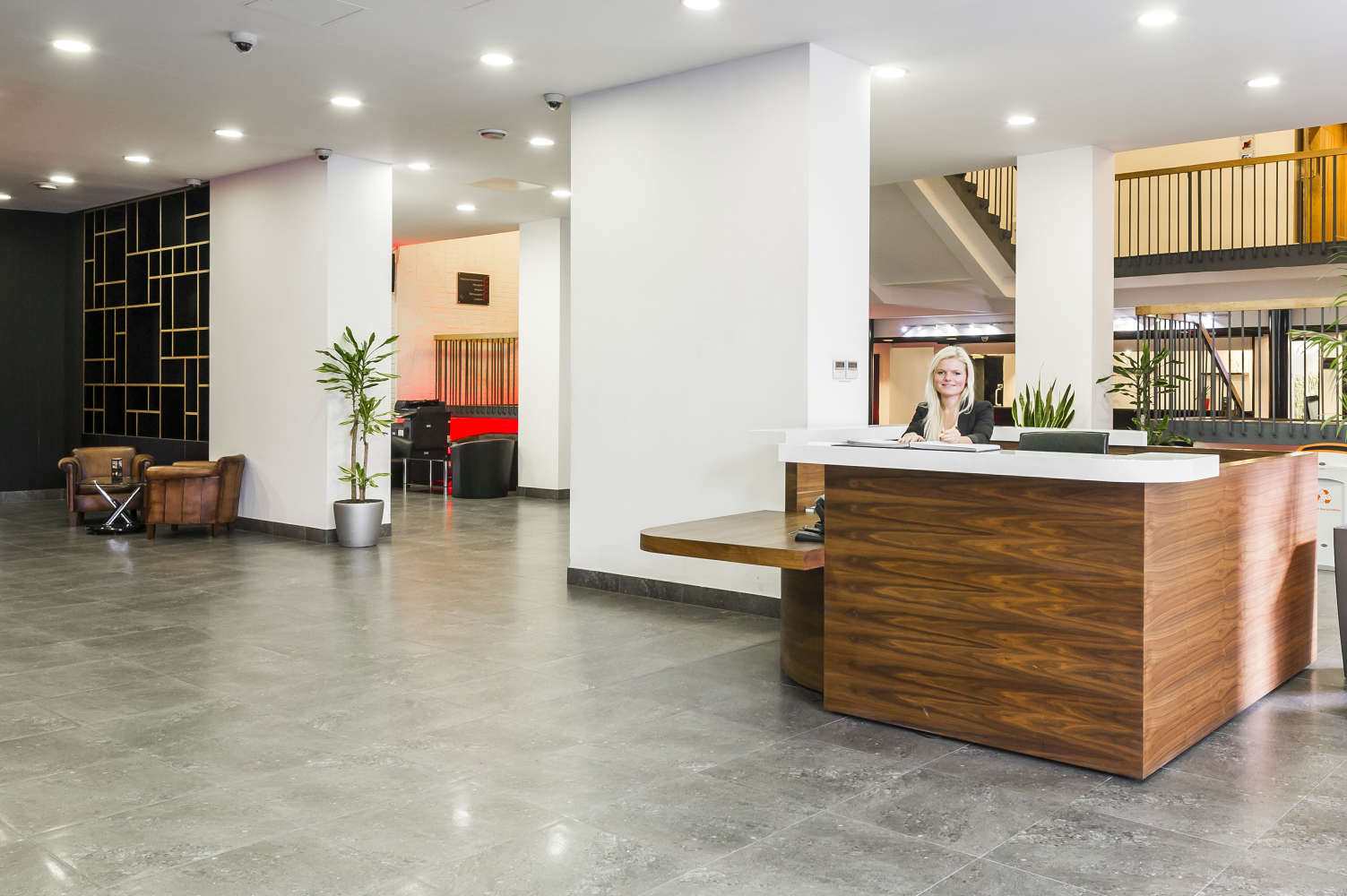 Serviced office London, EC4V 3DB - Mermaid Business Centre  - 4