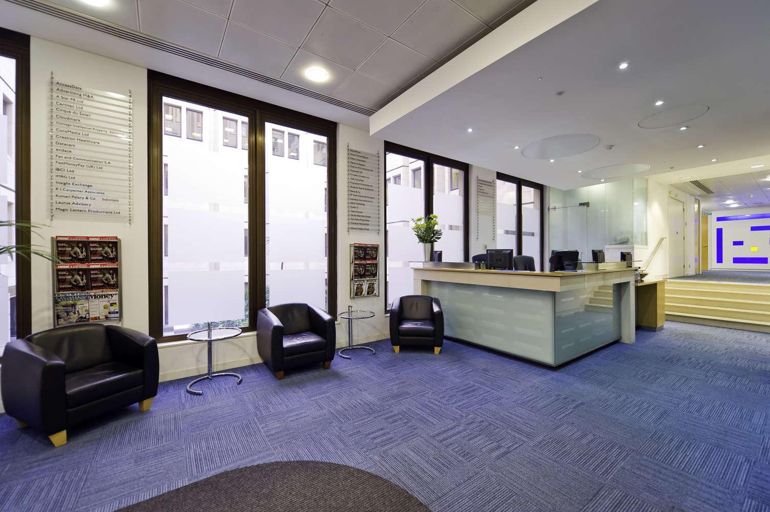 Serviced office London, WC2E 9RZ - 90 Long Acre  - 0953