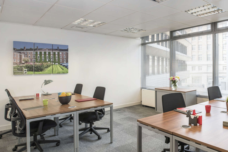 Serviced office London, WC1V 7QT - Holborn Gate  - 002