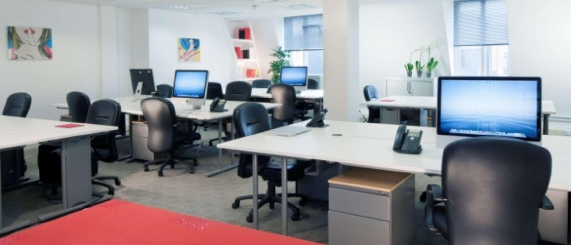 Serviced office London, WC2B 6AA - 88 Kingsway - 1