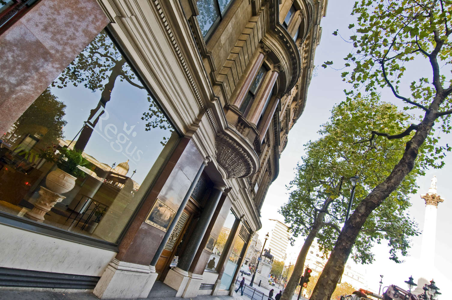 Serviced office London, WC2N 5BW - 1 Northumberland Avenue  - 0002