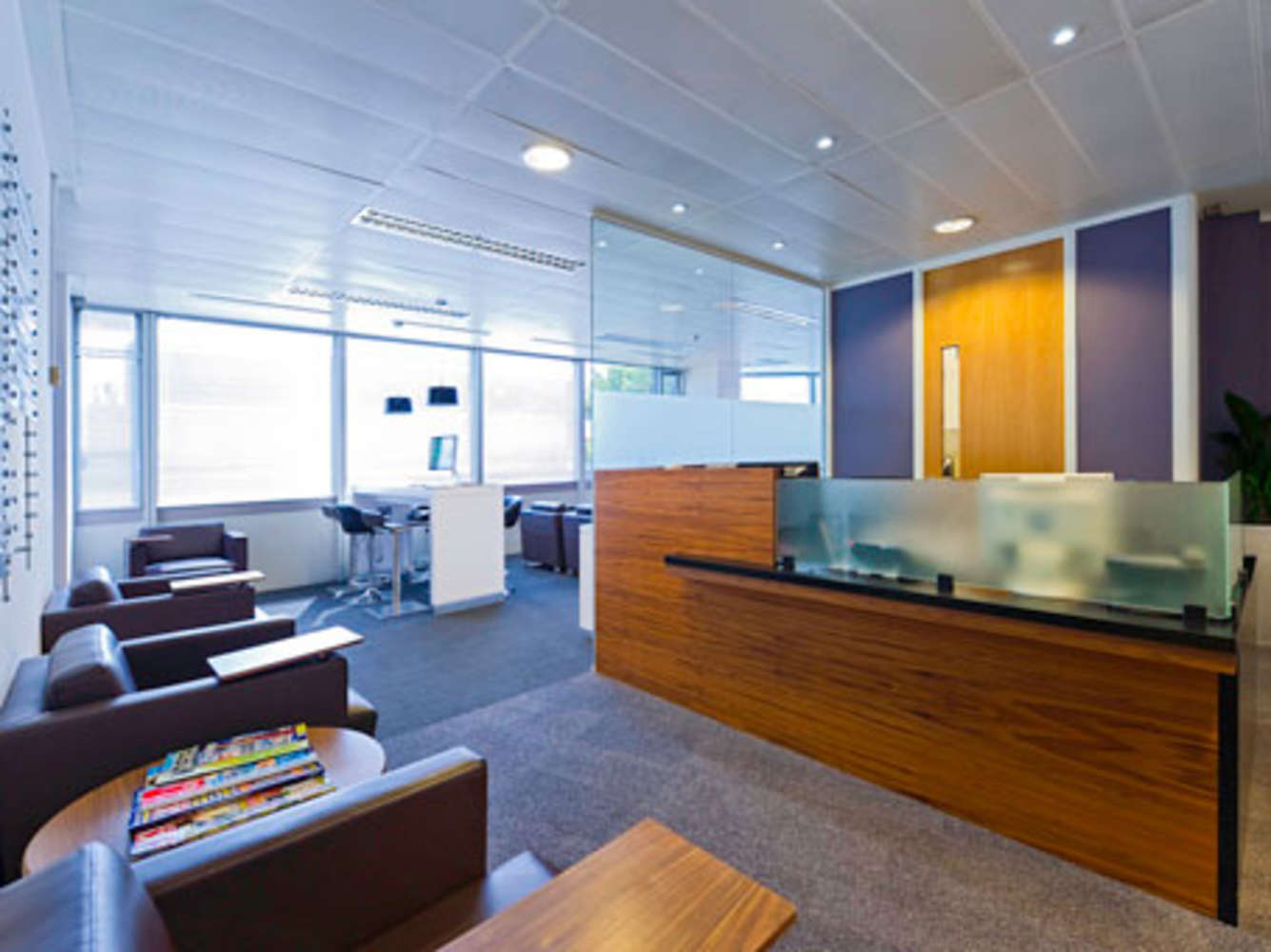 Serviced office London, W14 8TH - Crown House   - 42543