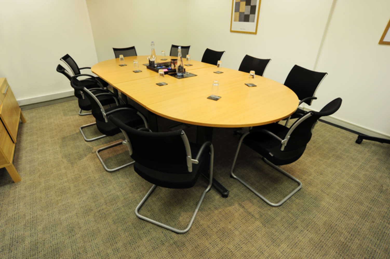 Serviced office London, SW1P 1SB - 10 Greycoat Place - 100