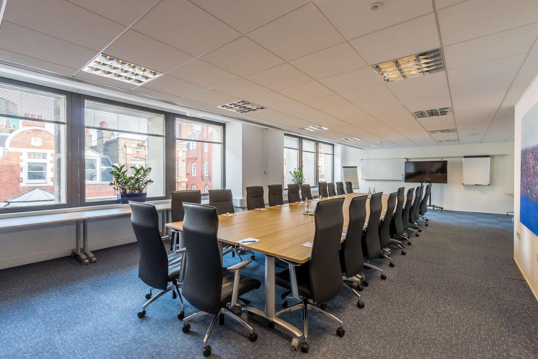 Serviced office London, WC2E 9DP - Amadeus House  - 123