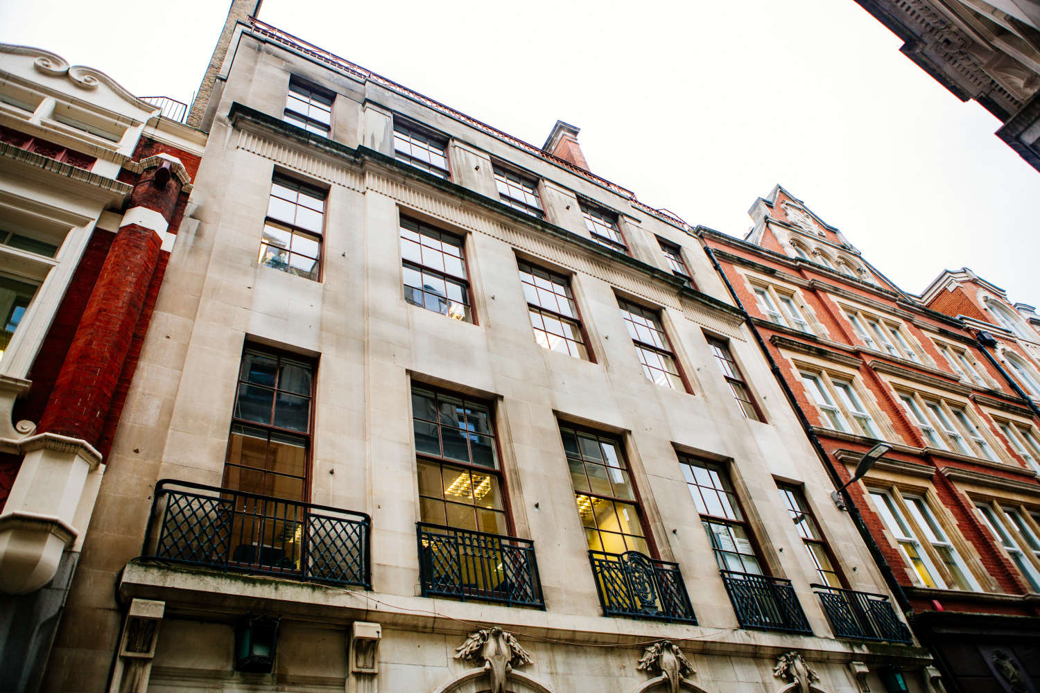 Serviced office London, EC2N 2QP - 27 Austin Friars  - 1