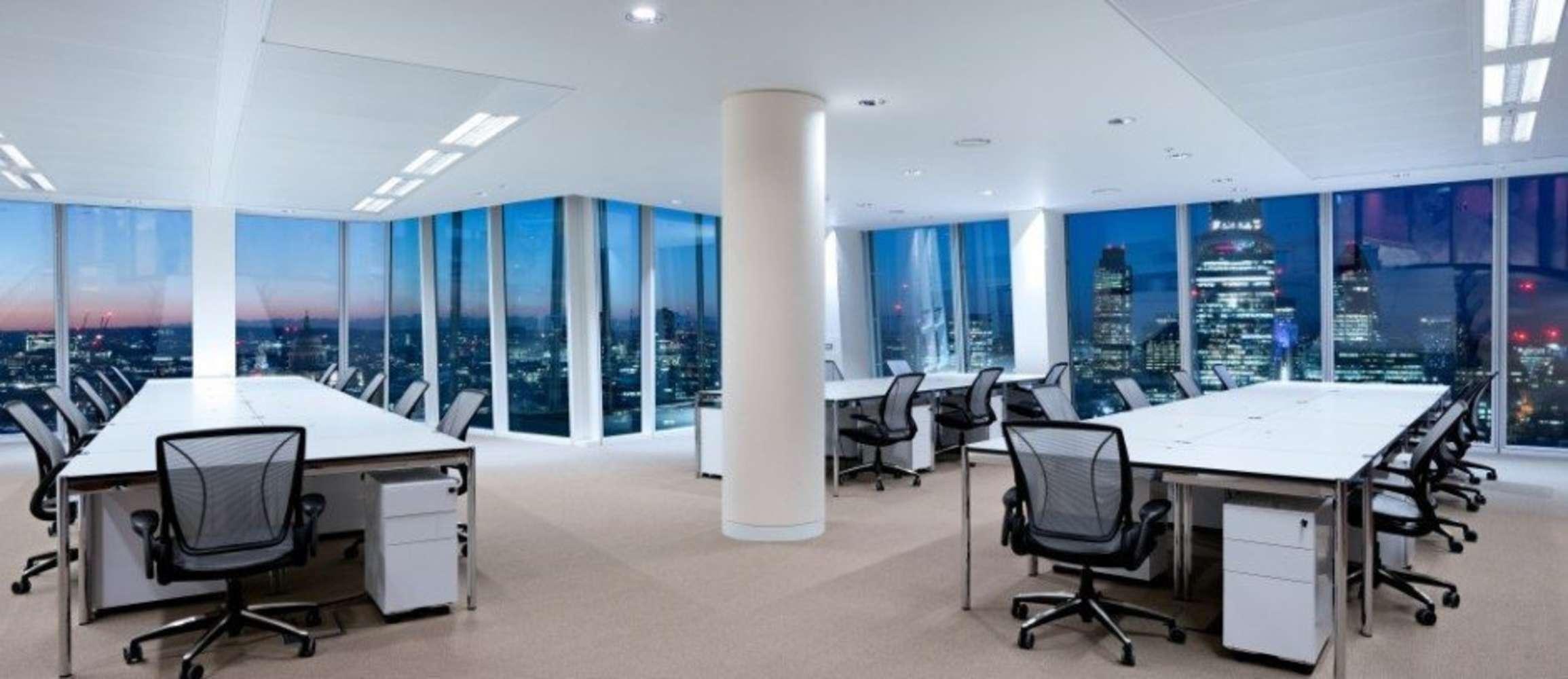Serviced office London, SE1 9SG - The Shard  - 407
