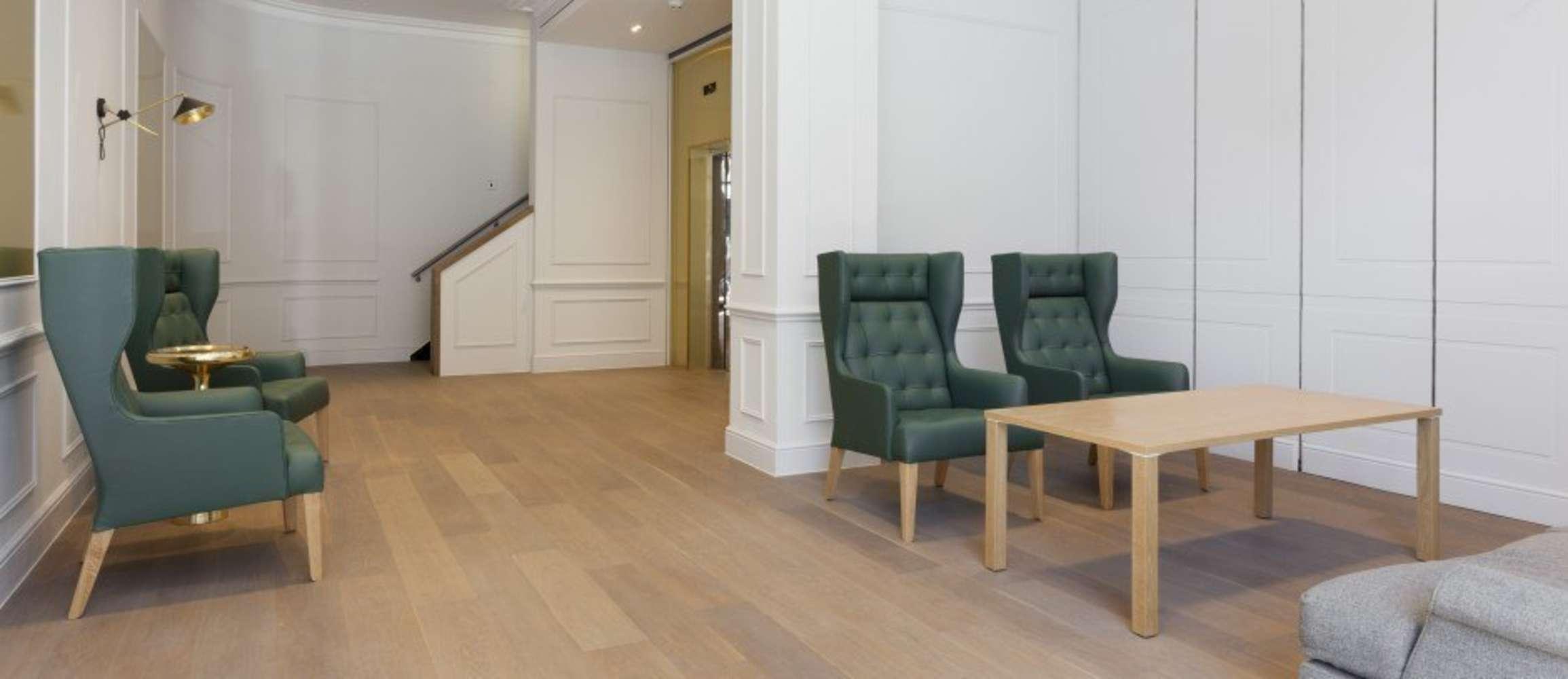Serviced office London, EC2M 7PR - 50 Liverpool Street  - 407