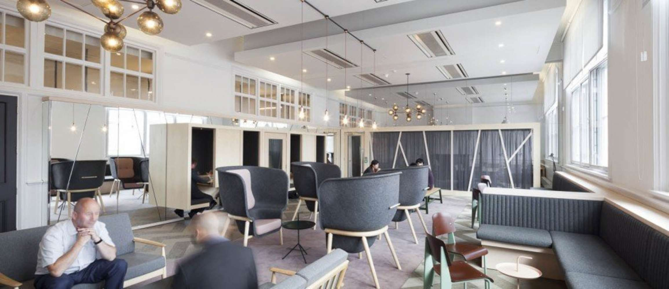 Serviced office London, N1C 4AX - East Side  - 407
