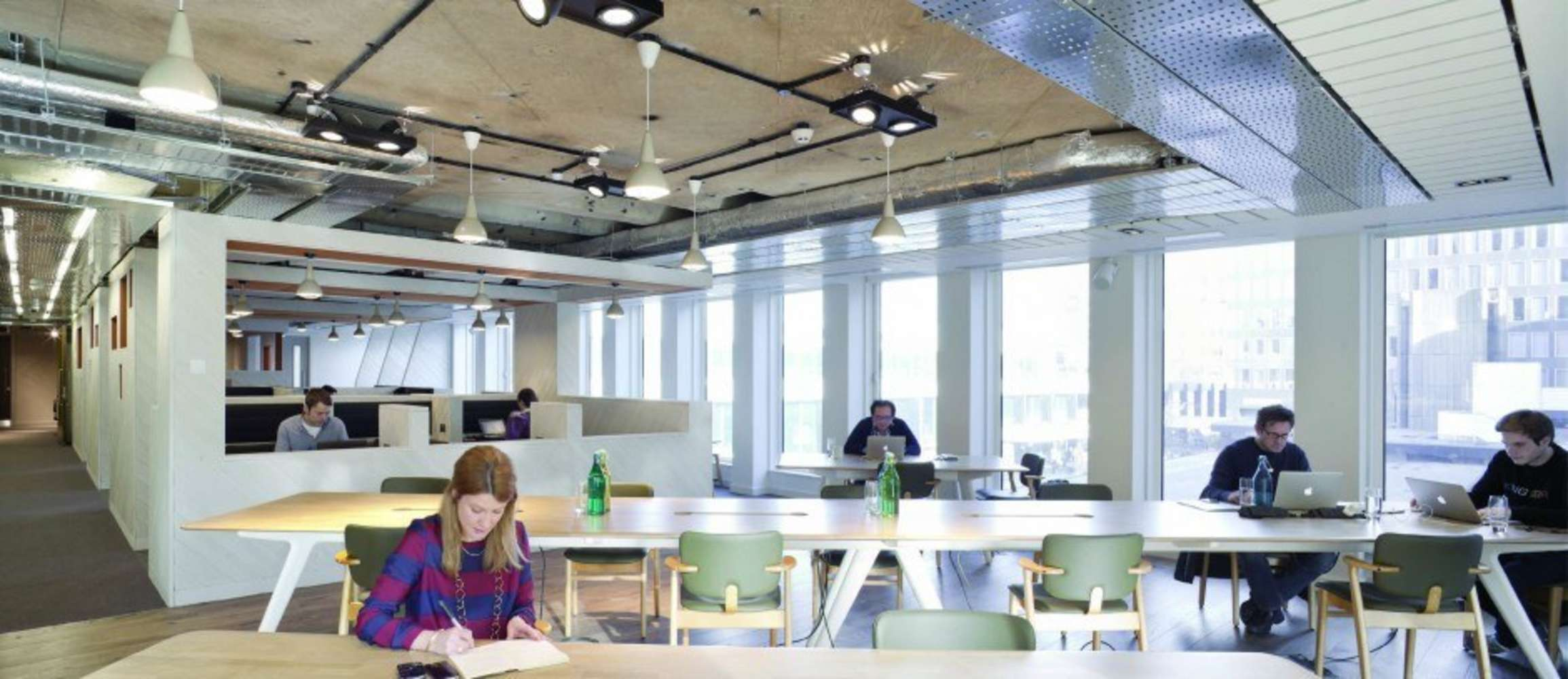 Serviced office London, NW1 2FD - One Euston Square - 407