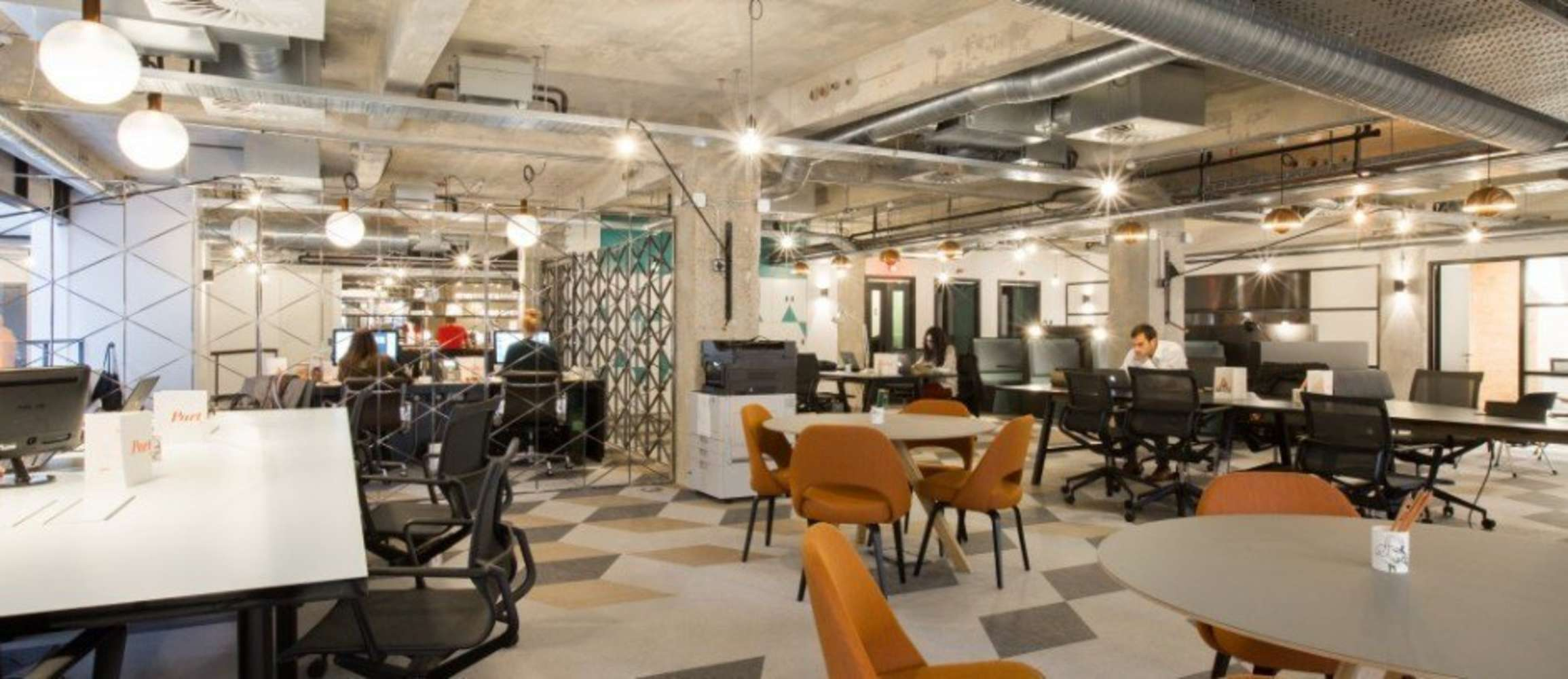 Serviced office London, EC2A 4BQ - Albert House  - 407