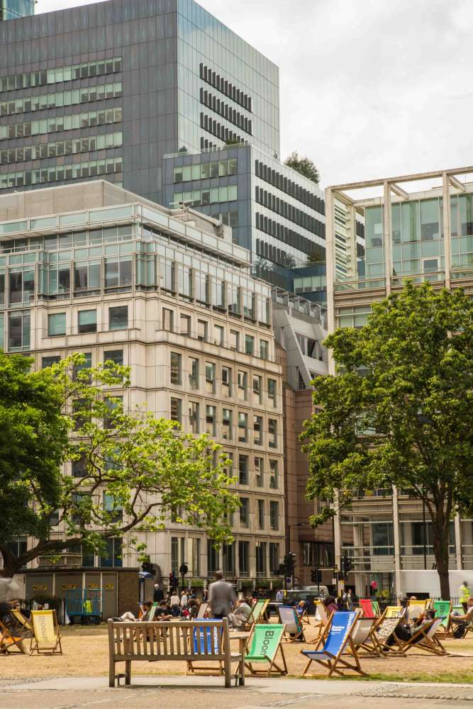 Serviced office London, EC2A 2BS - 19-21 Christopher Street  - 25541