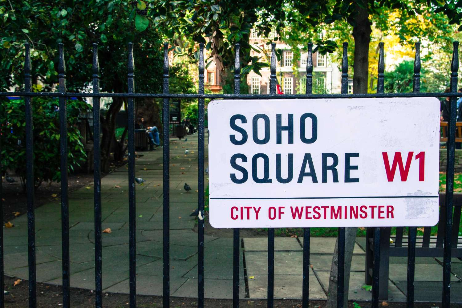Serviced office London, W1D 3QX - 35 Soho Square  - 25281