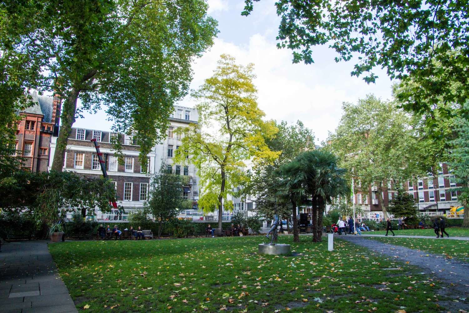 Serviced office London, W1D 3QX - 35 Soho Square  - 25283