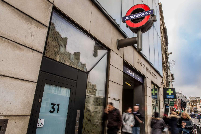 Serviced office London, SE1 9RS - 8 St Thomas Street  - 8