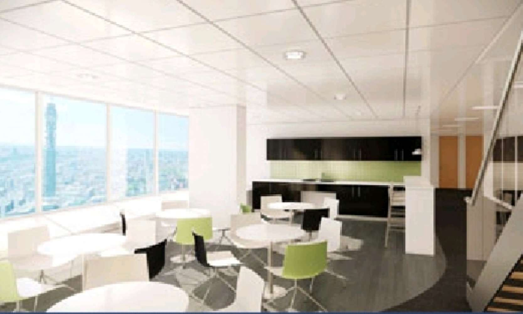 Serviced office London, NW1 3DP - Euston Tower - 1