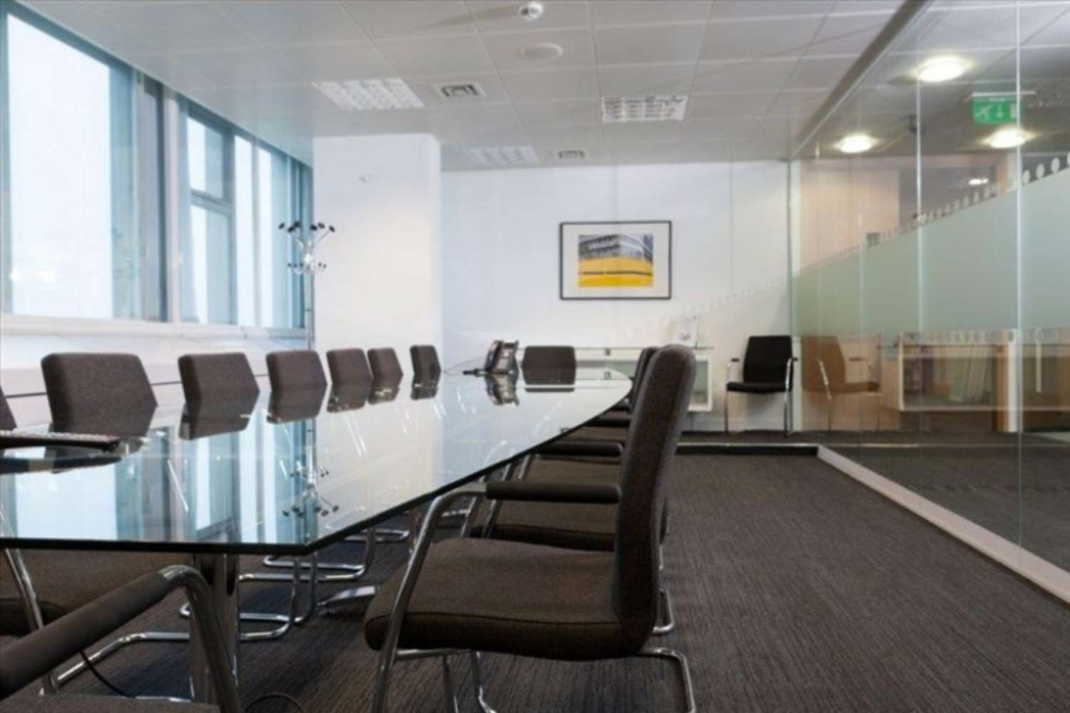 Serviced office London, NW1 3DP - Euston Tower - 42776