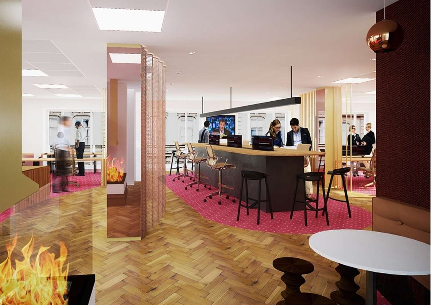 Serviced office London, W1J 8AJ - 1 Mayfair Place - 33900