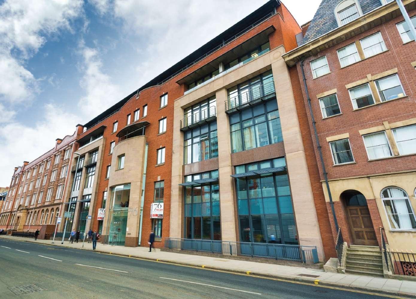 Offices Leeds, LS1 4DL - 76 Wellington Street - 68718