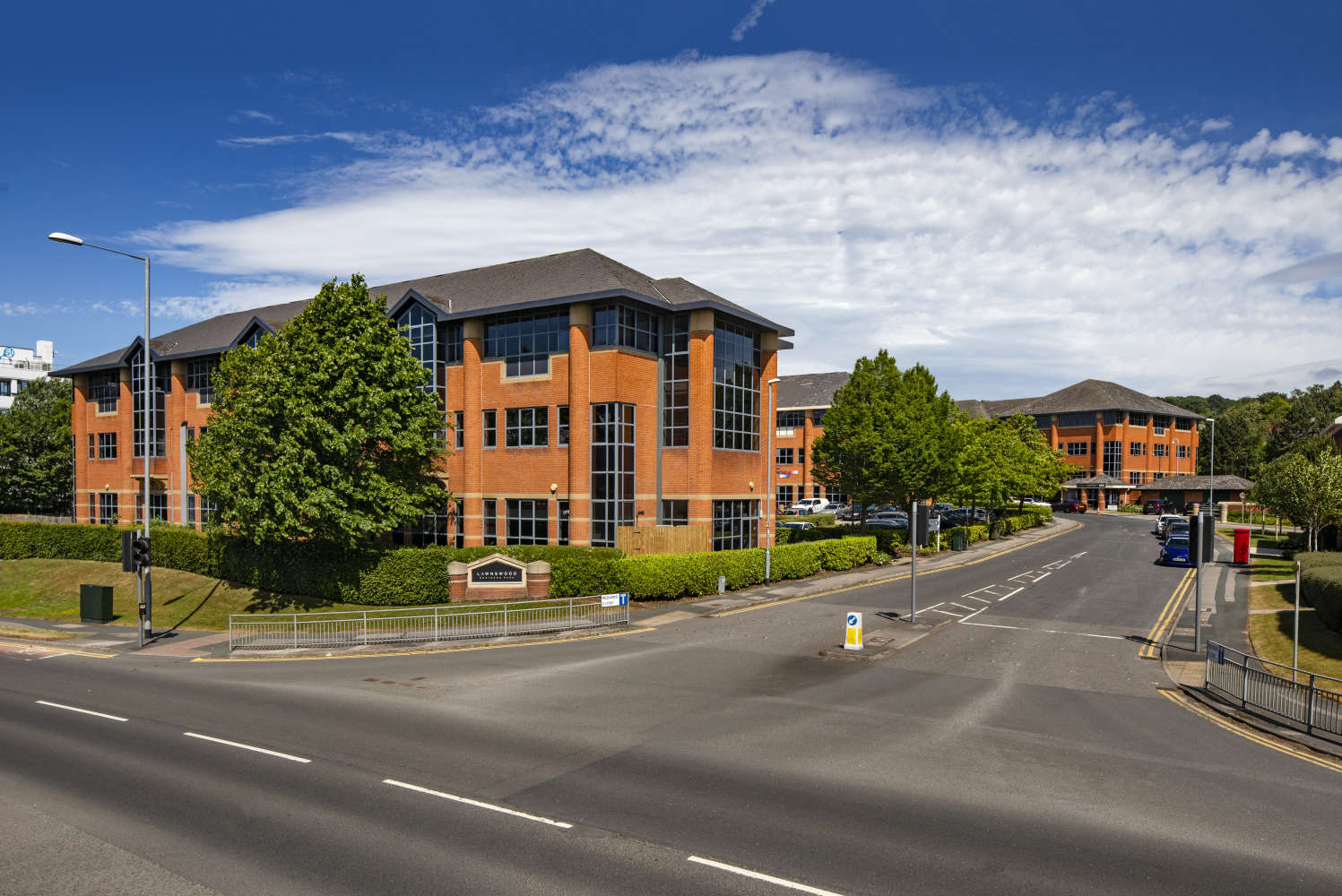 Office Leeds, LS16 6QY - Lawnswood Business Park - 011