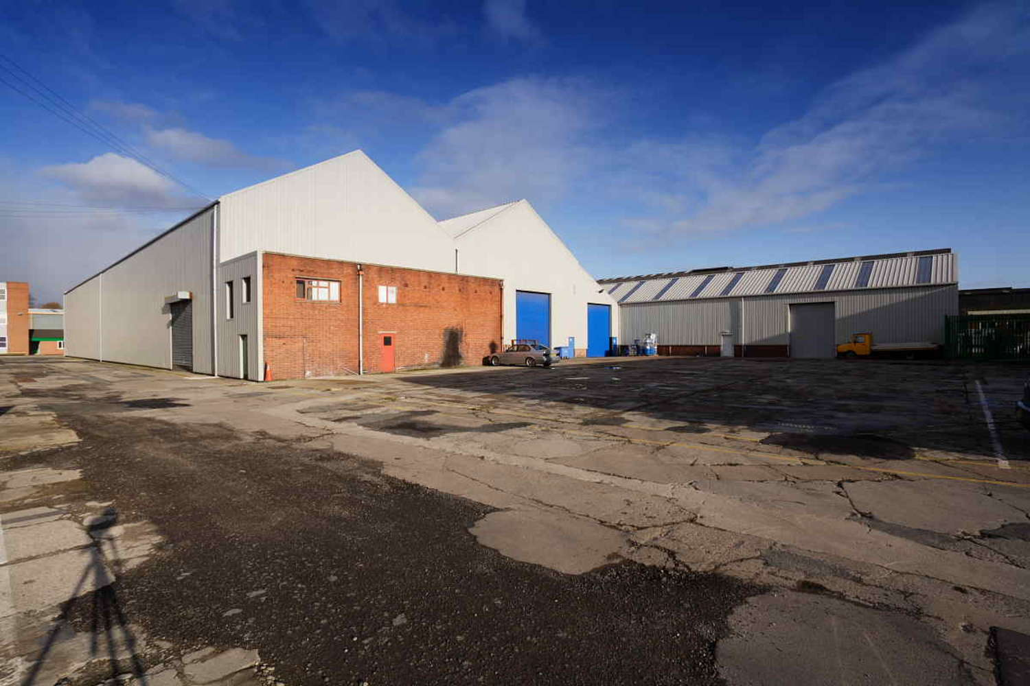 Industrial Wakefield, WF1 5PE - Unit 14c Greens Industrial Estate - 1