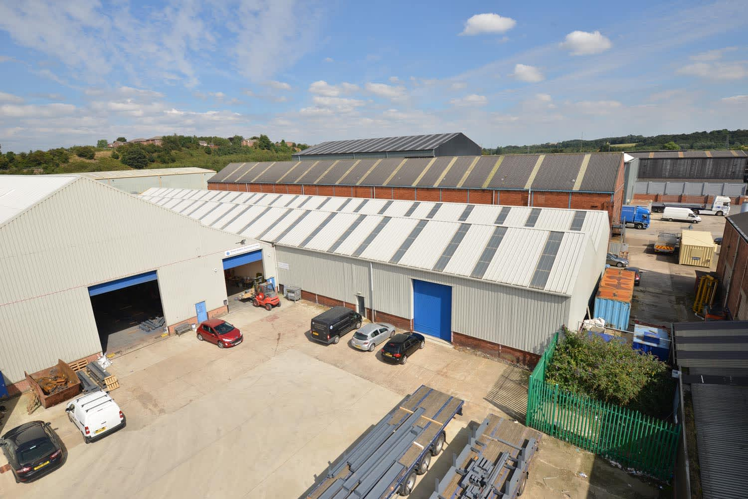 Industrial Wakefield, WF1 5PE - Unit 14c Greens Industrial Estate - 18309