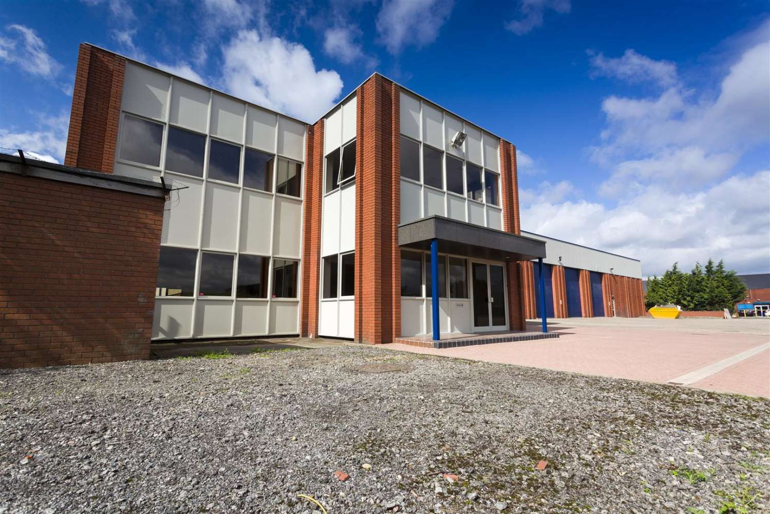 Industrial and logistics Leeds, LS12 6DN - Unit A Latchmore Park - 8078