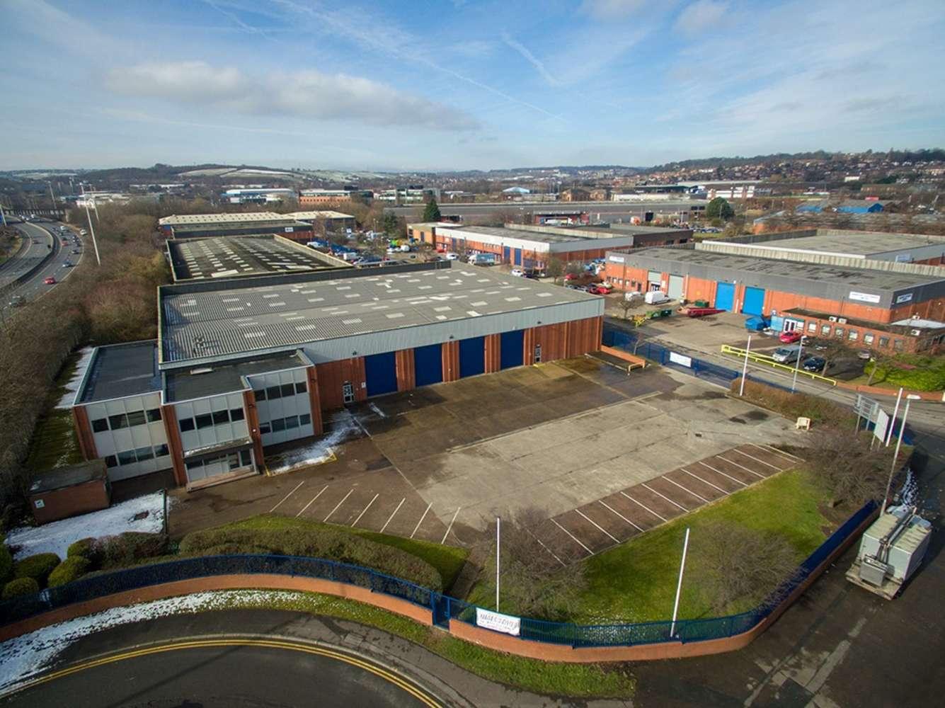 Industrial and logistics Leeds, LS12 6DN - Unit A Latchmore Park - 64747