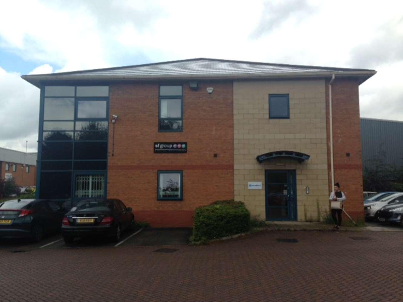 Office Leeds, LS12 6UB - Unit 11 United Business Park  - 22