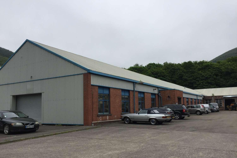 Industrial and logistics Newport, NP11 7BH - Unit A-B, Chapel Farm Industrial Estate  - 1582