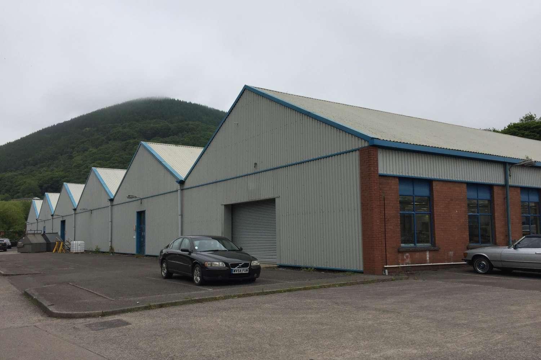 Industrial and logistics Newport, NP11 7BH - Unit A-B, Chapel Farm Industrial Estate  - 1585