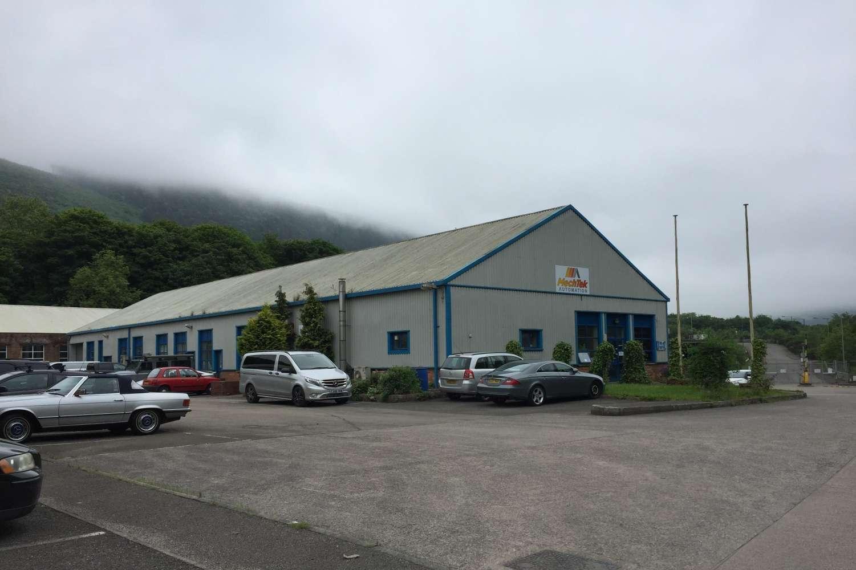 Industrial and logistics Newport, NP11 7BH - Unit A-B, Chapel Farm Industrial Estate  - 1581