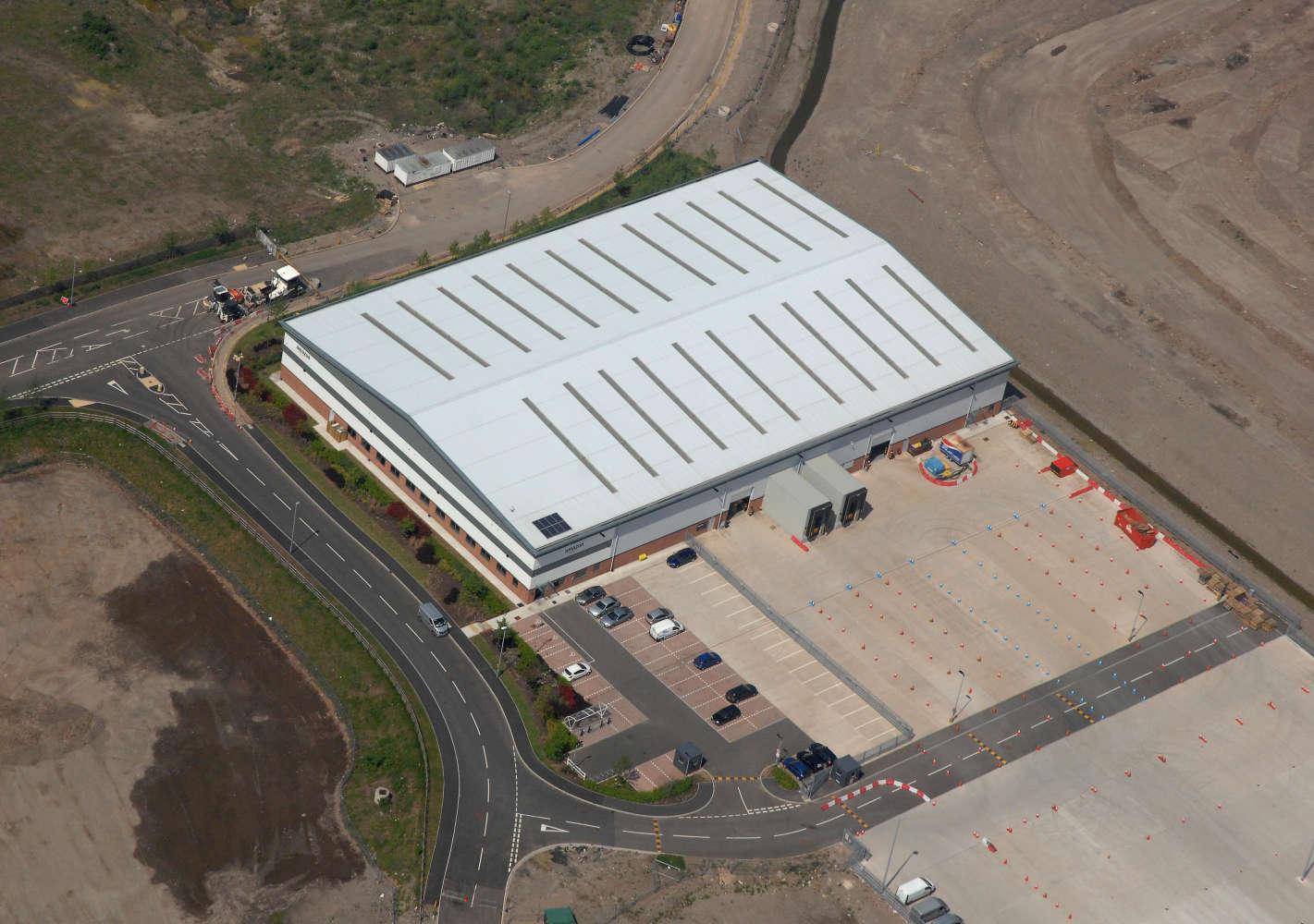 Industrial and logistics Newport, NP19 4QZ - Celtic Business Park - 2964