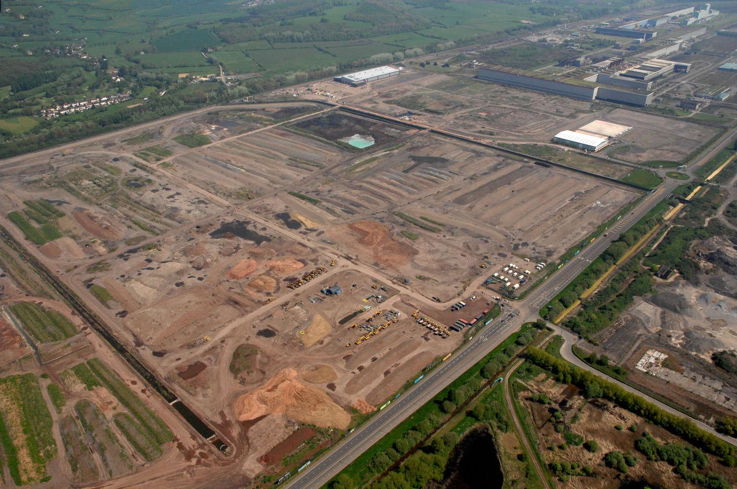 Industrial and logistics Newport, NP19 4QZ - Celtic Business Park - 2949