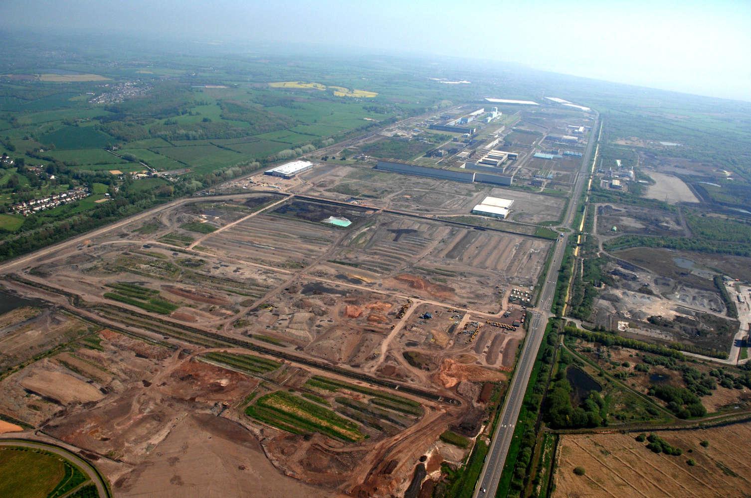 Industrial and logistics Newport, NP19 4QZ - Celtic Business Park - 2989