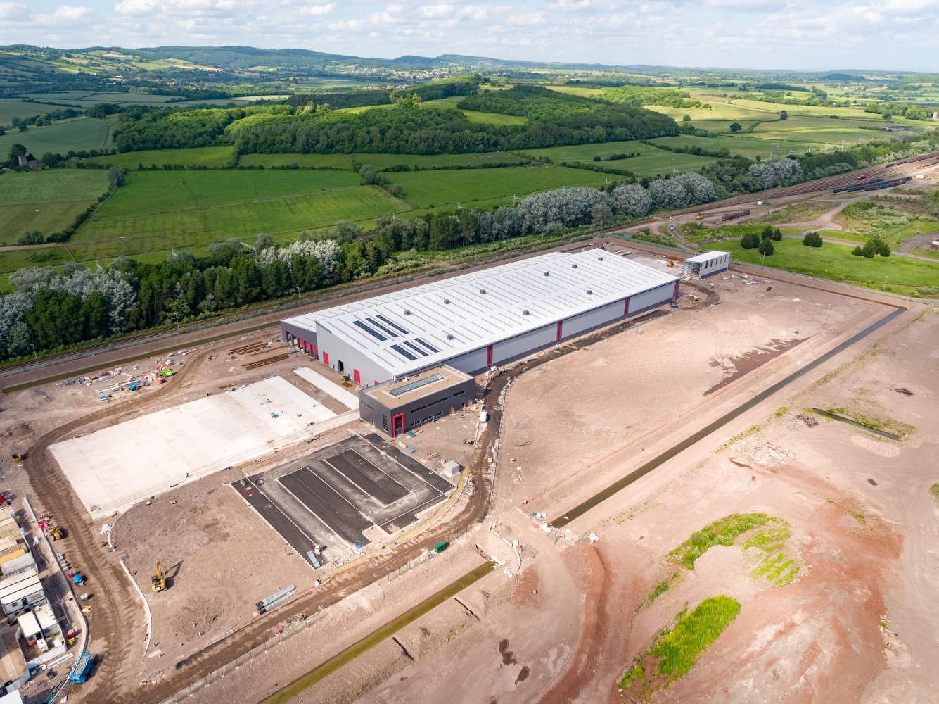 Industrial and logistics Newport, NP19 4QZ - Celtic Business Park - 2
