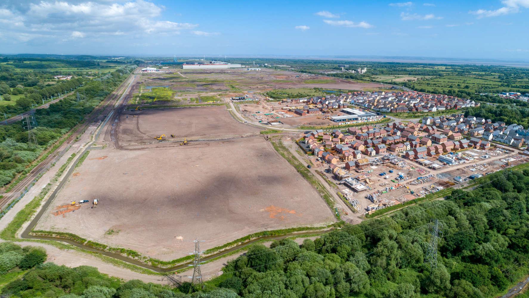 Industrial and logistics Newport, NP19 4QZ - Celtic Business Park - 0032
