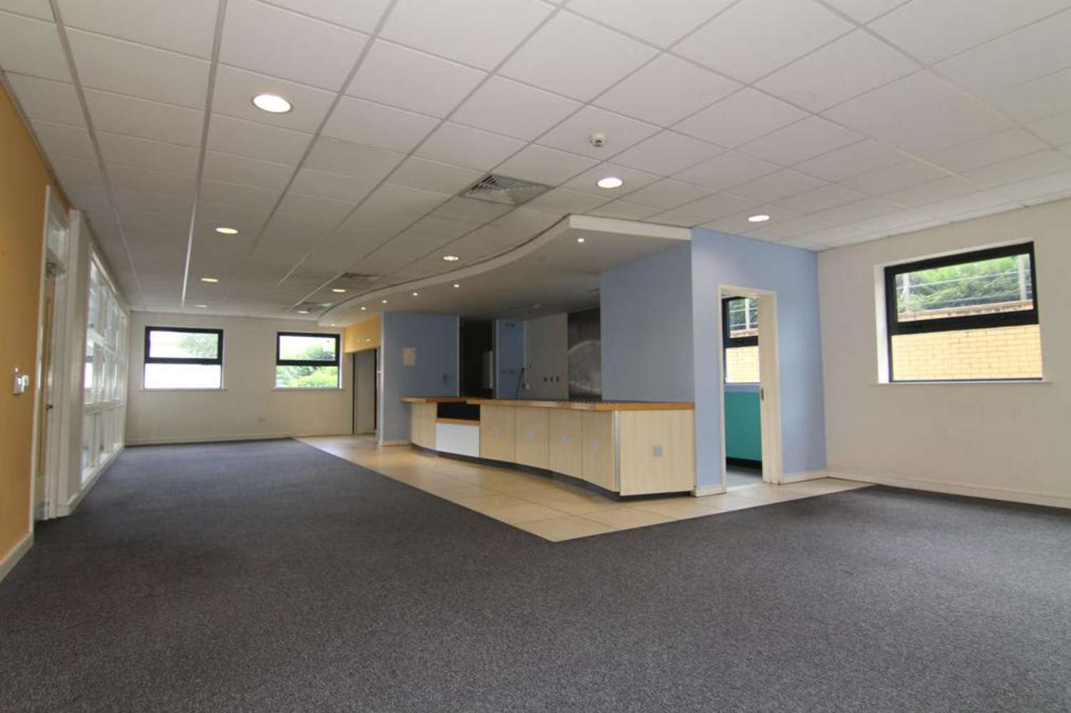 Office Cwmbran, NP44 3HR - Ty Gwent - 8455