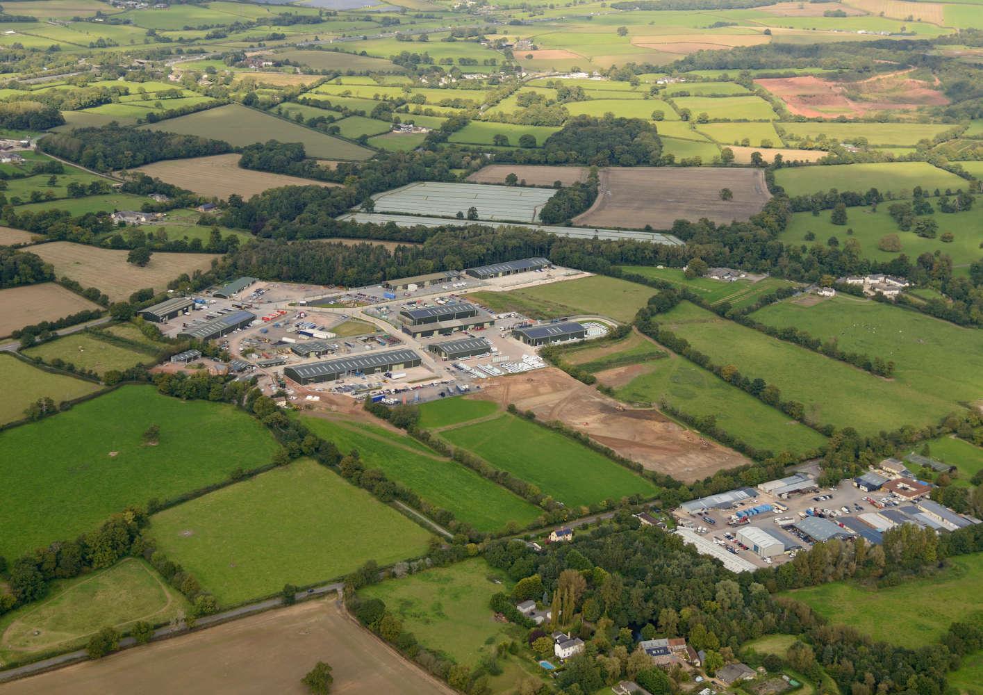 Industrial and logistics Willand, EX15 3FA - Unit 4, Carlu Close, Hitchcocks Business Park - 208897