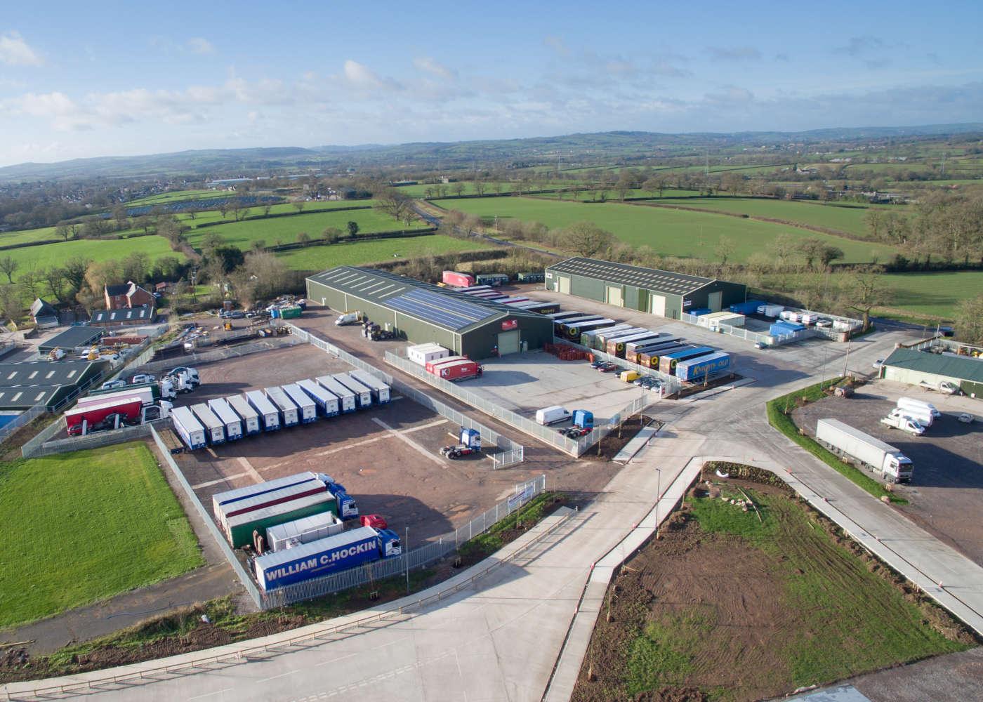 Industrial and logistics Willand, EX15 3FA - Unit 4, Carlu Close, Hitchcocks Business Park - 1
