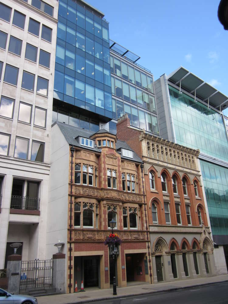Offices Birmingham, B3 2ES - 134 Edmund Street - 0265