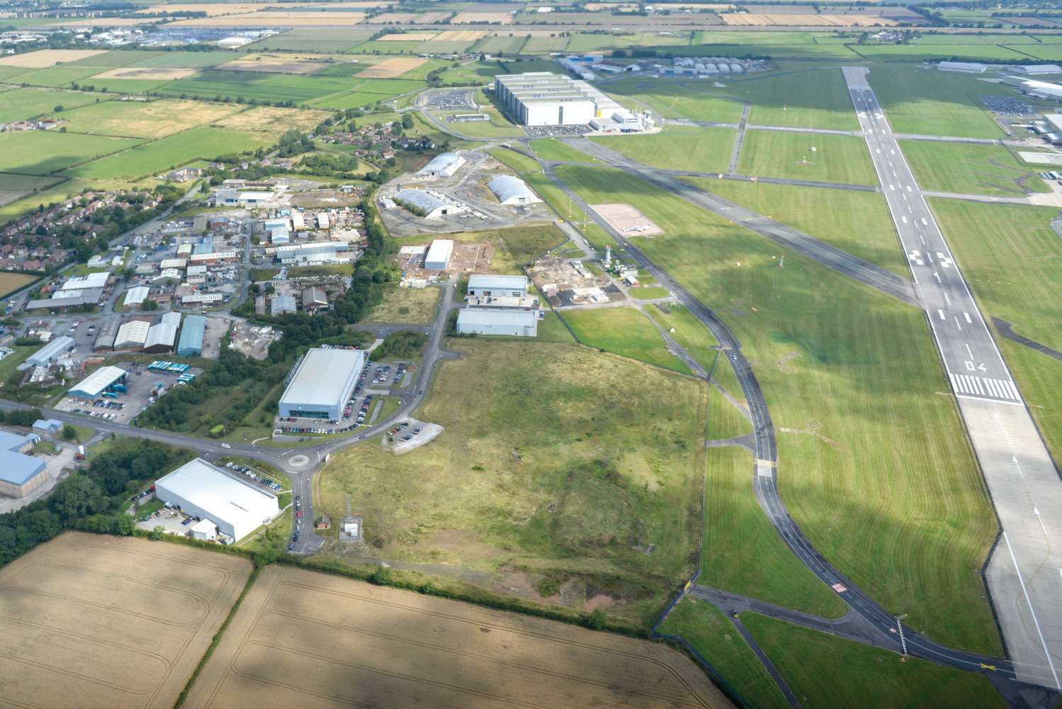 Industrial Chester, CH5 3US - Hawarden Business Park - 8479