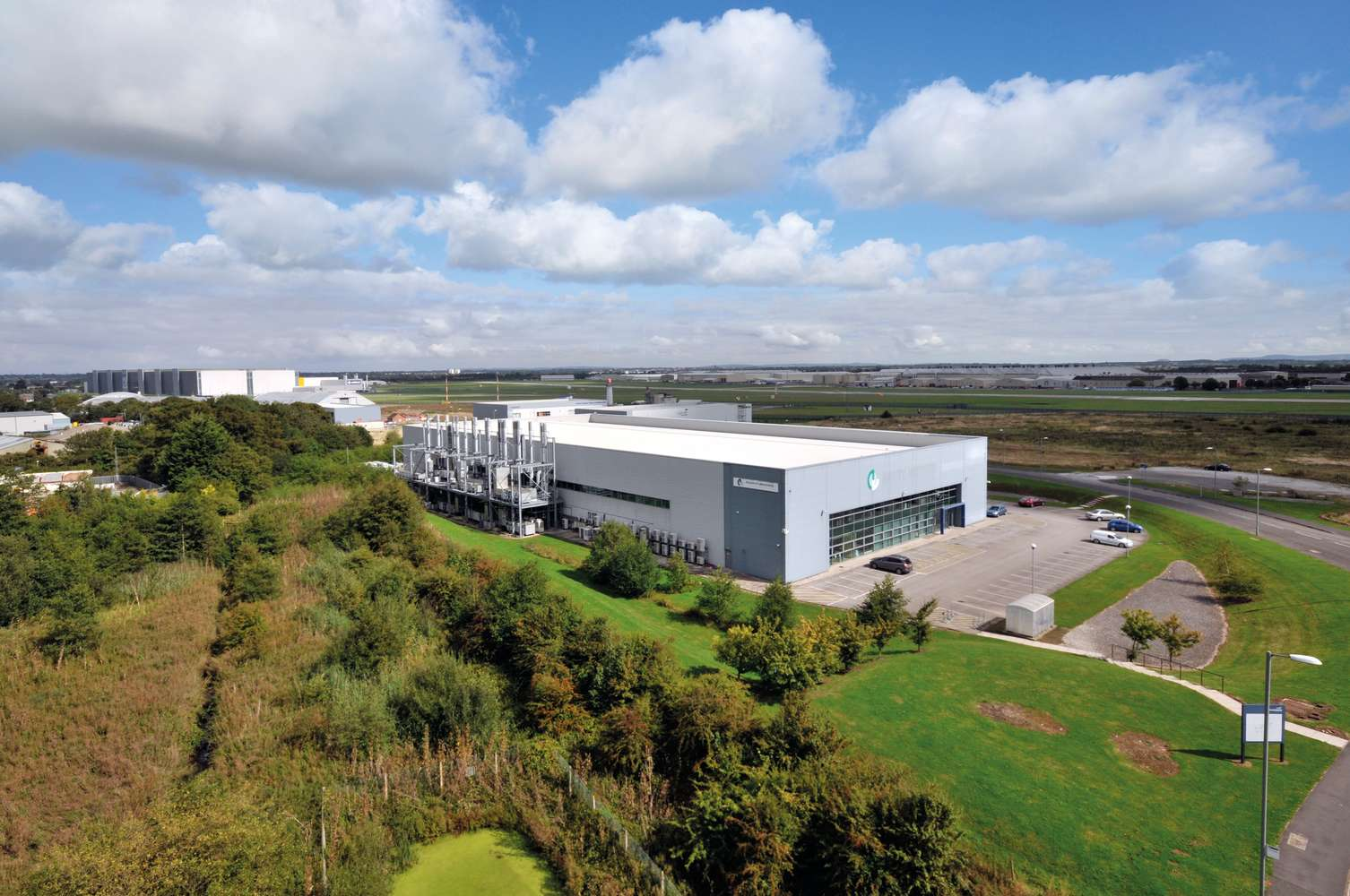 Industrial Chester, CH5 3US - Hawarden Business Park - 019