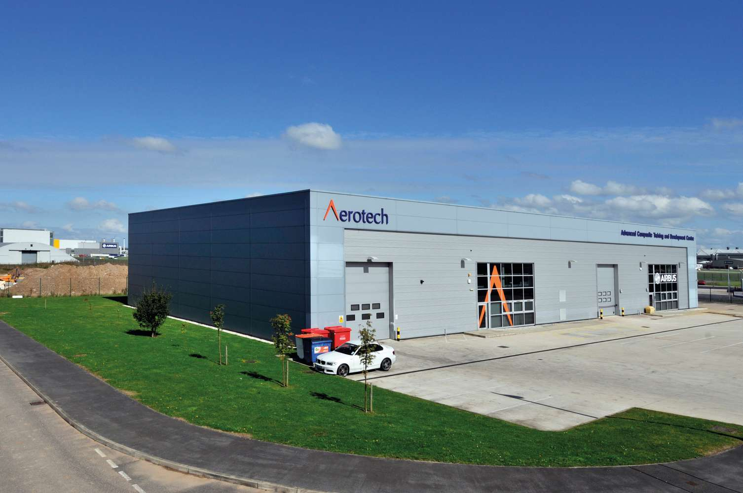 Industrial Chester, CH5 3US - Hawarden Business Park - 028