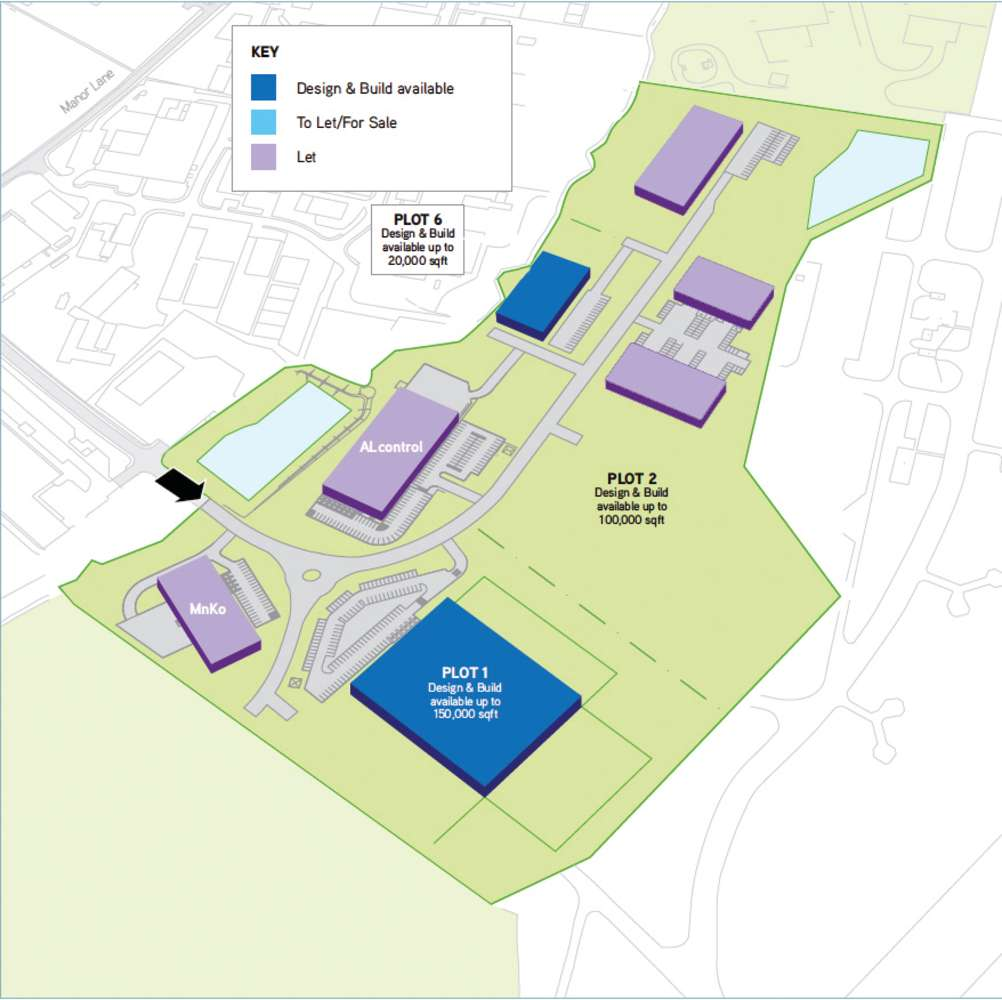 Industrial Chester, CH5 3US - Hawarden Business Park - 6946
