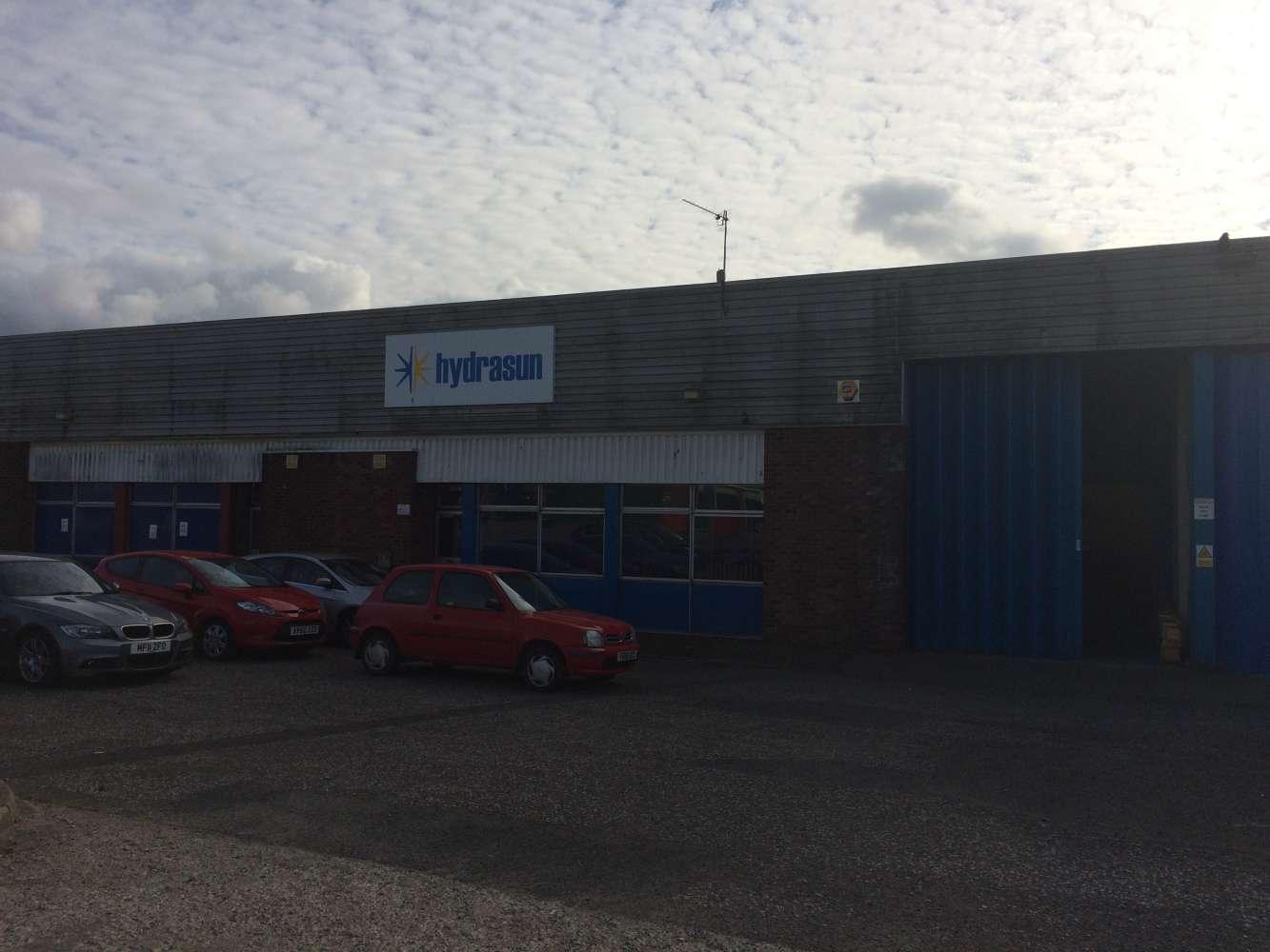 Industrial and logistics Broxburn, EH52 5NF - Unit 5 Freskyn Place - 7572