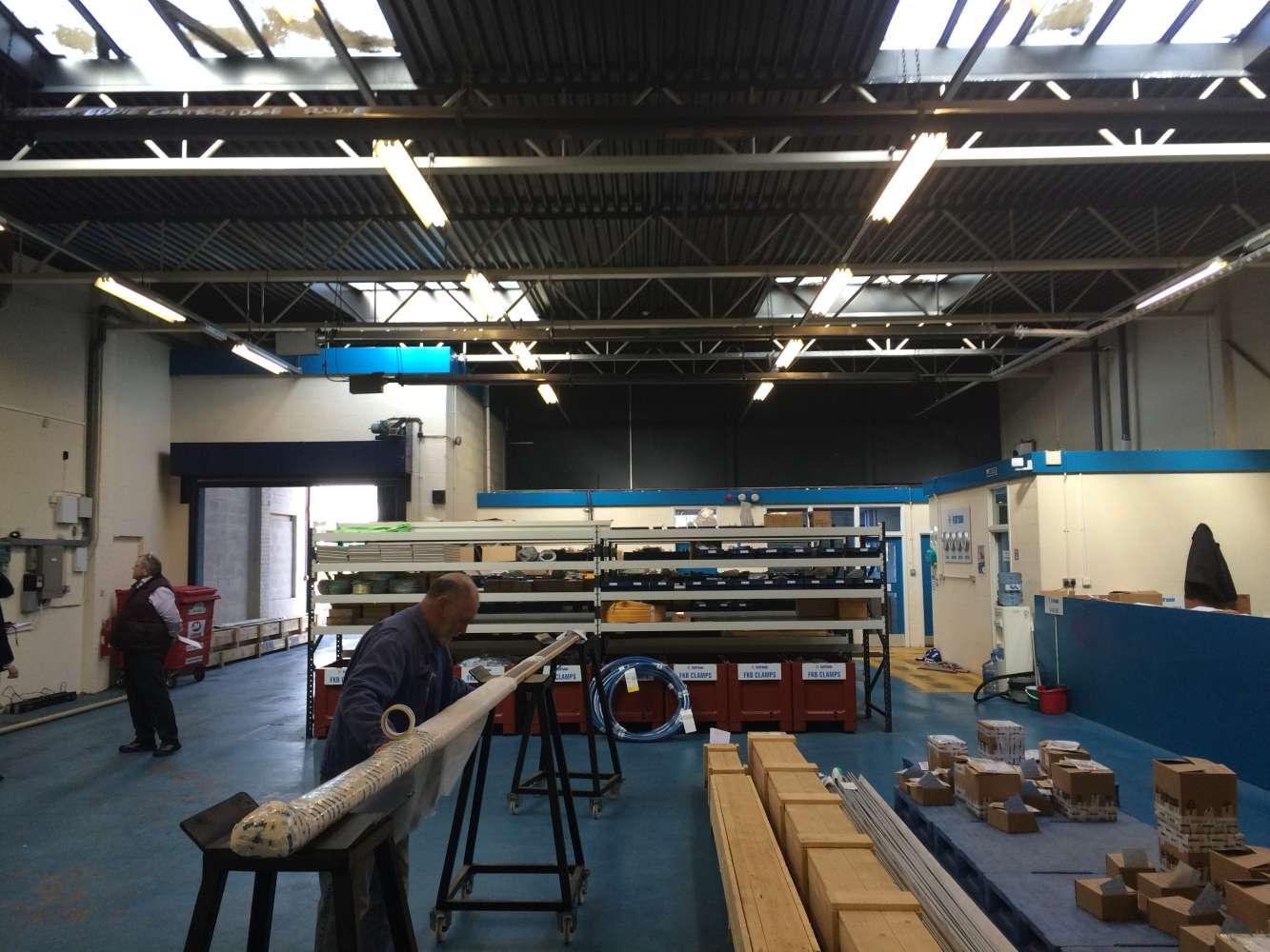 Industrial and logistics Broxburn, EH52 5NF - Unit 5 Freskyn Place - 7562
