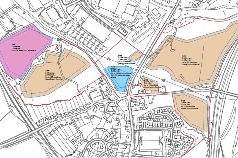 Industrial and logistics Cwmbran, NP44 3HQ - Development Land, Llantarnam West - 1