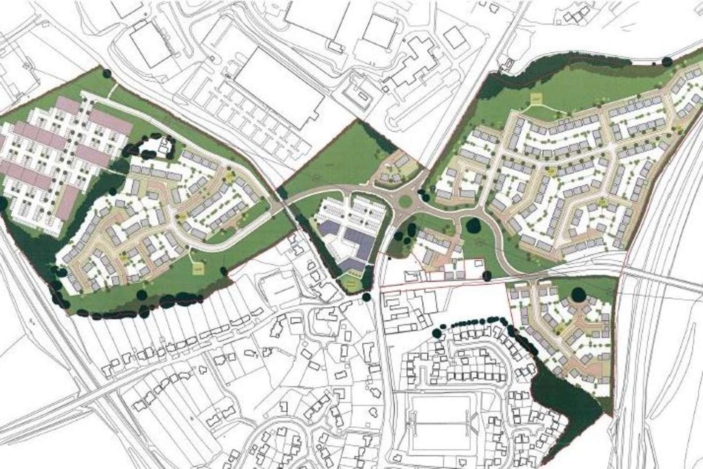 Industrial and logistics Cwmbran, NP44 3HQ - Development Land, Llantarnam West - 2
