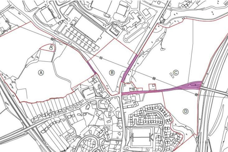 Industrial and logistics Cwmbran, NP44 3HQ - Development Land, Llantarnam West - 3